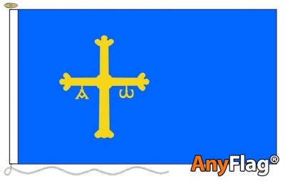 - ASTURIAS ANYFLAG RANGE - VARIOUS SIZES
